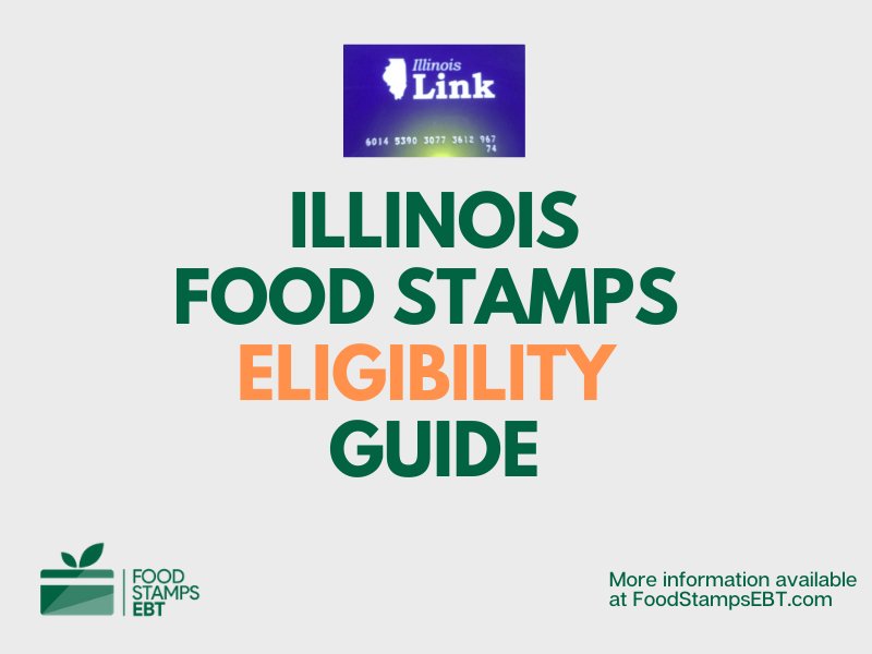 """""""Illinois food Stamps Eligibility Guide"""""""
