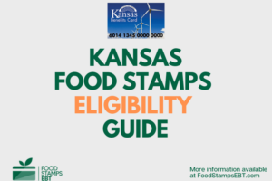 """Kansas food Stamps Eligibility Guide"""