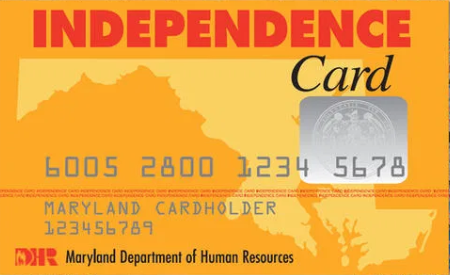 """Maryland EBT Card"""