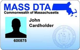 """""""Massachusetts EBT Card"""""""