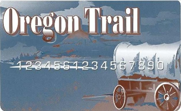 """Oregon EBT Card"""