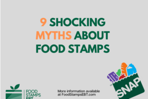 """""""9 Myths about Food Stamps"""""""